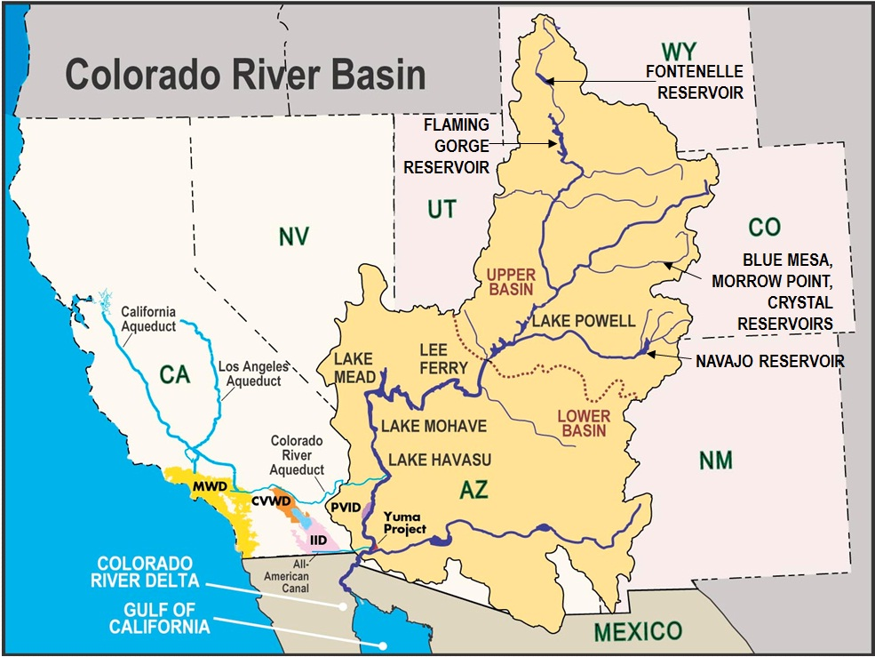 Water Wars Colorado Locks Down Supply Promising Not A Drop More