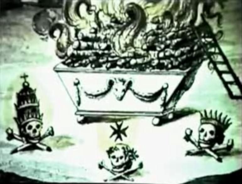 3 Branches of Freemasonry Creating Chaos