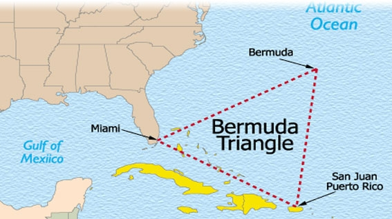 The Bermuda Triangle Picture