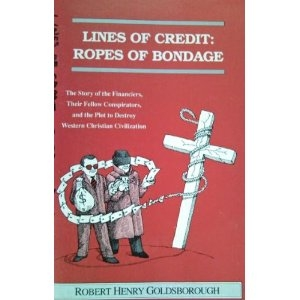Lines of Credit: Ropes of Bondage Book Cover