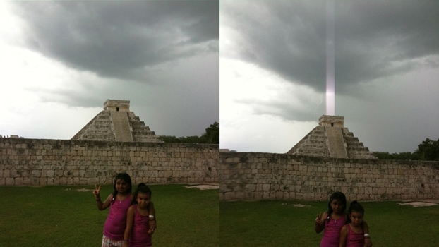 The Palace of Kukulkan, el Castillo, the kastle