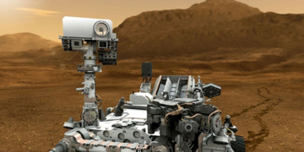 Strange Artifact Found On Mars Curiosity Photo, Can You Explain
