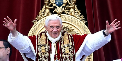 Breaking News! Pope to RESIGN-1st to do so since Middle Ages!