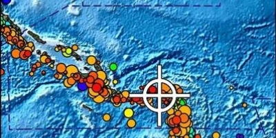 POWERFUL EARTHQUAKE HITS SOLOMON ISLANDS WEDSDAY-2013!