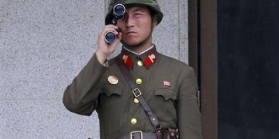 NORTH KOREA WARNS U.S. OF GREAT DISTRUCTION IN SOUTH KOREAN BASE!