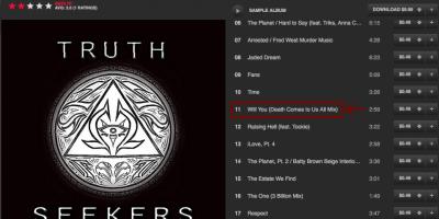 Threat from Illuminati? (weird biased copyright message at Youtube)