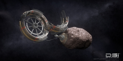 Asteroid Space Mining in 2015!