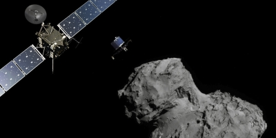Rumors Gaining Steam: Rosetta Lander Hacked By Aliens, Comet is ACTUALLY A UFO ! /Video
