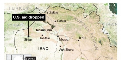 Airstrikes undertaken as US re-engages in Iraq