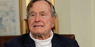 Huffing Post Reports HW.Bush Fever is Getting Worse!
