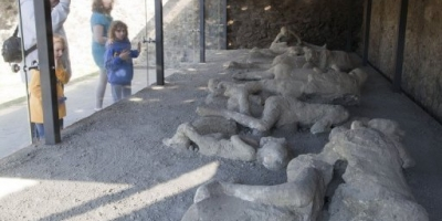 &quot;THE GARDEN OF FUGITIVES&quot; IN POMPEII ITALY GETS A $142 MILLION DOLLARS, OR 41.8 MILLION EUROS MAKEOVER!!