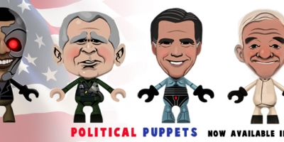 STUDY THE PUPPET MASTERS, NOT THEIR PUPPETS!
