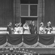 The Royal Family After, The Royal Wedding! 1947,November 1947!