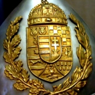 Oak Leaves on Coat of Arms