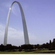 Gateway Arch of St Louis