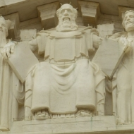 Moses at the US Supreme Court