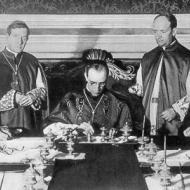 The Concordat between the Vatican and the Nazis