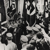 Reich Bishop Ludwig Muller, Berlin, 1934