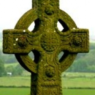 Irish Sun Cross
