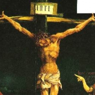 Christ Suffering on the Cross