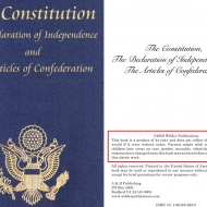 Be Careful of the United States Constitution