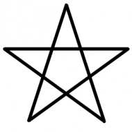 The 5 Pointed Star
