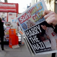 Harry The Nazi