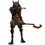 Canus Warrior from Sirius A