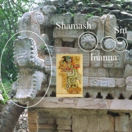 Sumerian Gods in Mexico?