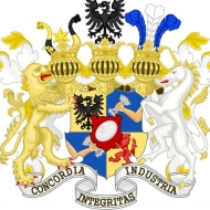 Rothschild Coat of Arms Symbolism