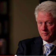 Bill Clinton's Rosacea