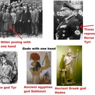 Hitler and the hidden hand