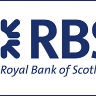 RBS logo with tyr runes