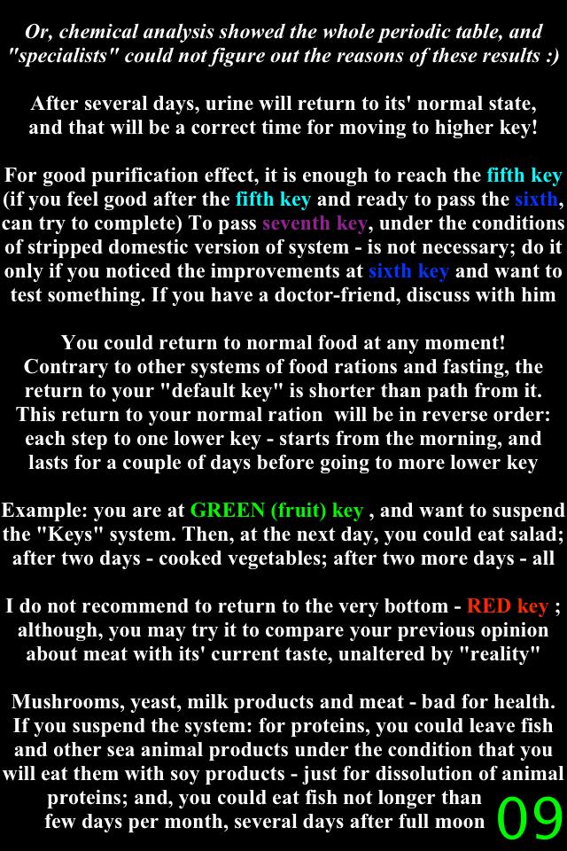 7 keys of rainbow part 2 truth control