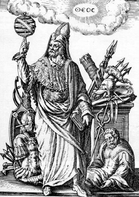 Thoth Hermes Trismegistus Picture