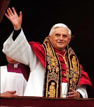 Pope Benedict XVI Picture