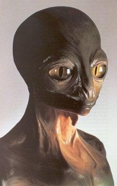 Reptilians Alien Picture