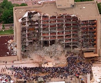 Oklahoma City Bombing Picture