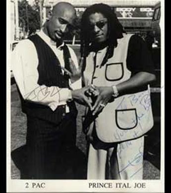 2pac and Prince Ital Joe