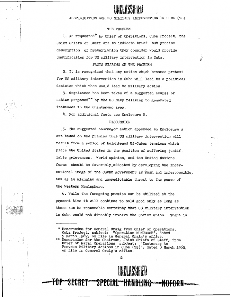Operation Northwoods Page 5