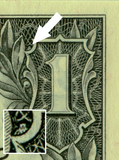Owl on the Dollar Bill