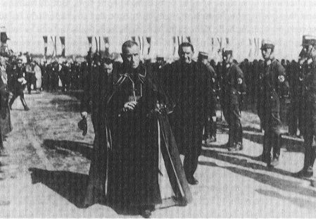 An Archbishop with the Nazis