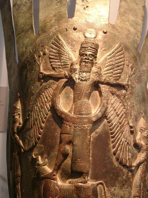 Sumerian god Anu