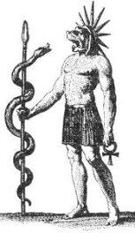 Mercury as Egyptian Thoth