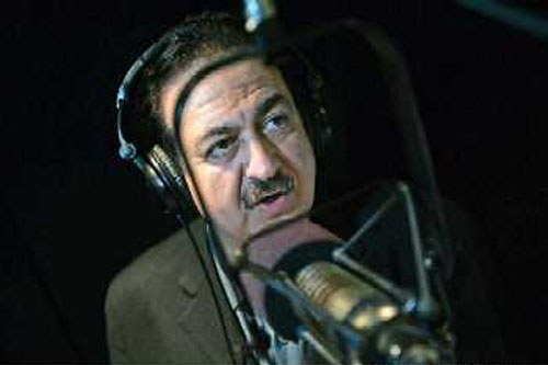 George Noory of Coast to Coast AM