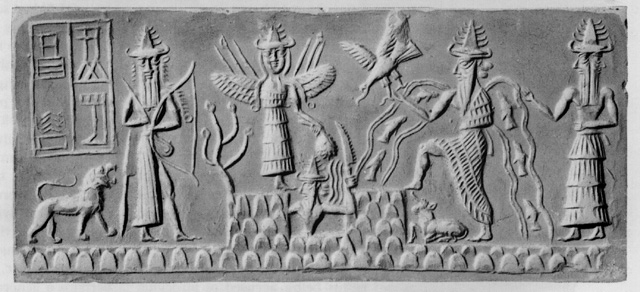 Enki Sumerian Tablet