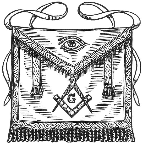 The Masonic Apron