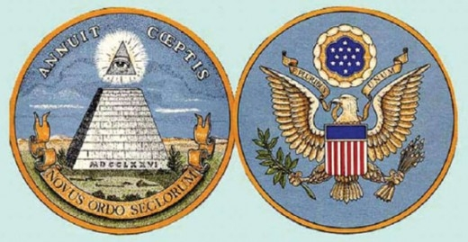 Image result for seal of us government nazi
