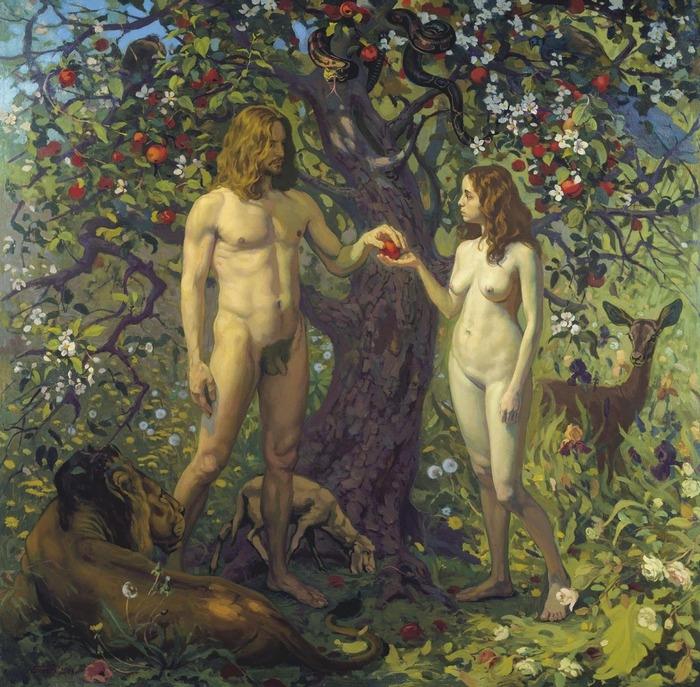 Adam, Eve & The Seprent
