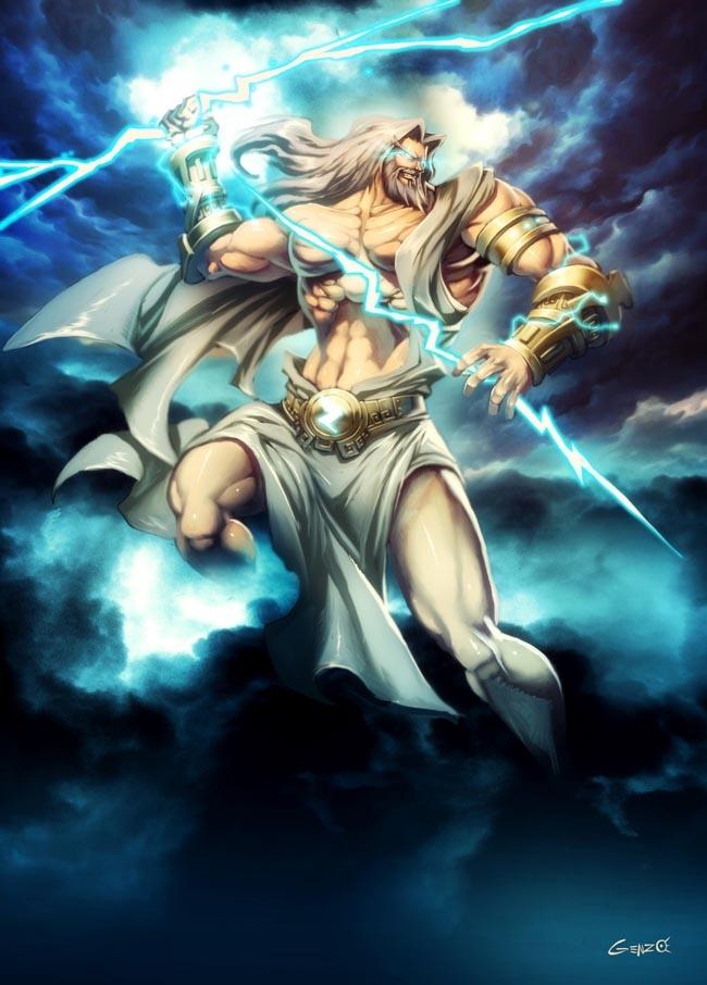 Zeus Lightning Picture